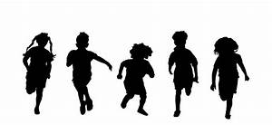 Kids Playing Silhouette Png Pmp school zone 1 - why school ...