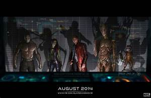 Guardians of The Galaxy Movie : Teaser Trailer