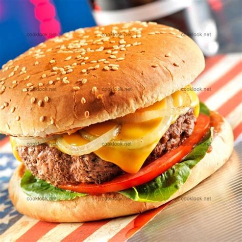 recette cuisine usa photo culinaire hamburger made in usa cooklook photo recette cuisine et photographies viandes