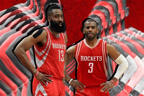 Rockets Trade For Chris Paul The Dream Shake