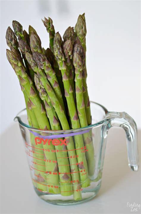 asparagus fryer air ingredients