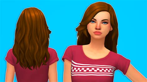 my sims 4 blog tulip hair for females by butterscotchsims