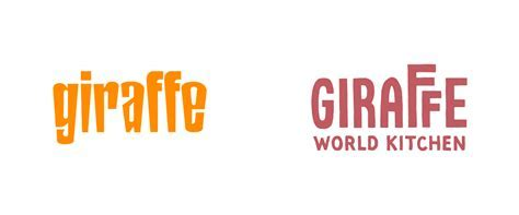 Brand New: New Name, Logo, and Identity for Giraffe World