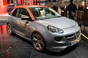 Adam S Opel : 2015 opel adam s paris 2014 photo gallery autoblog ~ Kayakingforconservation.com Haus und Dekorationen