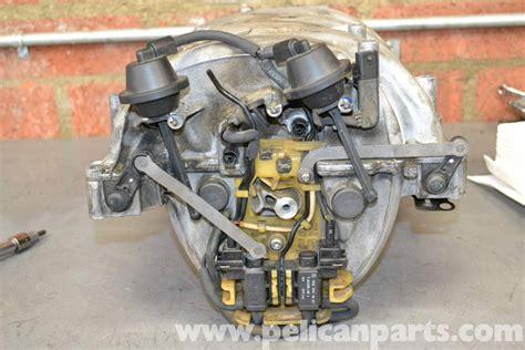 mercedes benz  tumble flap actuator repair