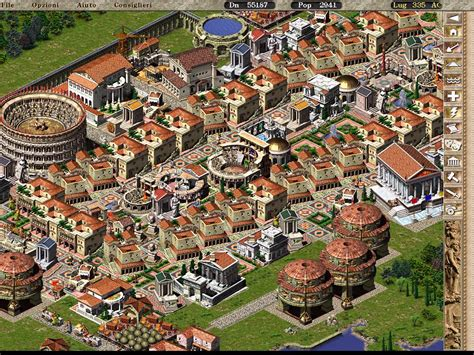 Let's bring back city-building games like Caesar III ...