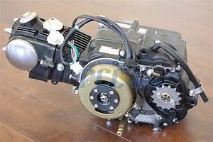 70cc Semi Motor Engine For Honda Crf50 Xr50 Z 50 Sdg Ssr