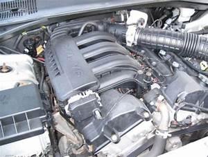 Dodge Charger   Chrysler 300 2 7l Engine 2006