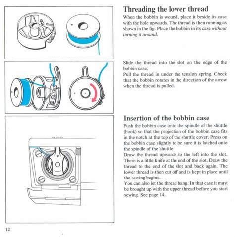 Viking Sewing Machine Threading Diagram