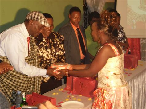 """For the locals it seems like weddings are the best parties they. MUNGU PAMOJA NASI """" GOD WITH US"""": DR. FLORA MYAMBA PICHA ..."""