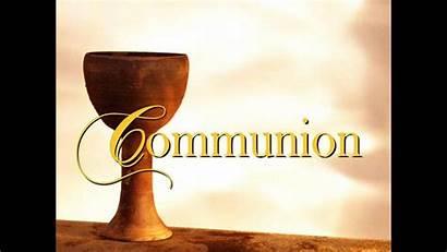 Communion Sign Service Church Lutheran Redeemer Sunday