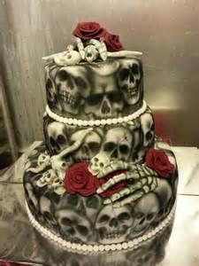 skull wedding cakes best 25 skull wedding cakes ideas on wedding cake cake and skull cakes