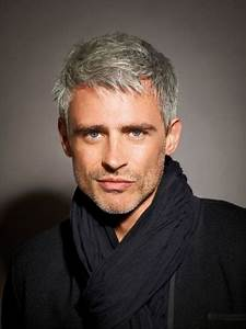 Coupe De Cheveux Homme Court : coupe homme cheveux gris ~ Farleysfitness.com Idées de Décoration