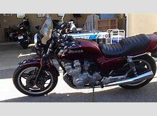 1981 Honda CB750f Super Sport For Sale YouTube