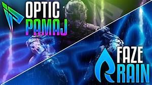 OpTic Pamaj Vs FaZe Rain - Black Ops 3 Sniper 1v1! - YouTube
