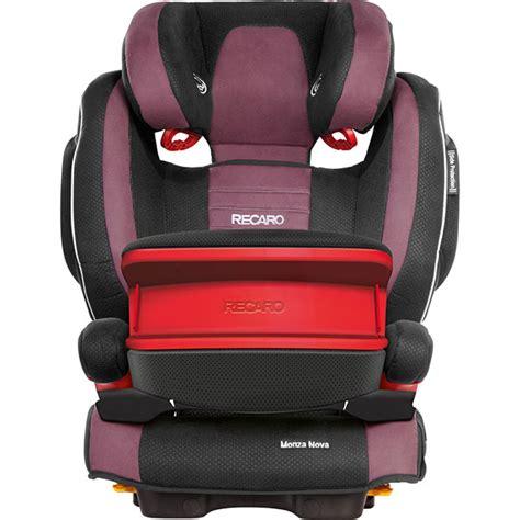 bouclier siege auto siège auto monza is seatfix avec bouclier violet