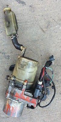 Mazda Electric Power Steering Pump Motor