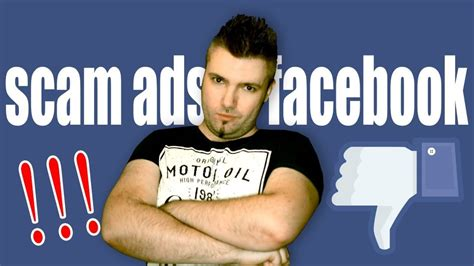 SCAM Ads on Facebook - Beware of Internet Scammers! Please ...