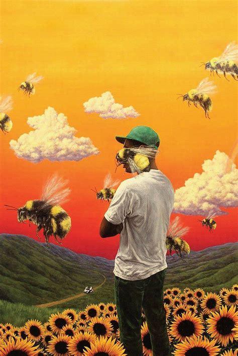 tyler  creator flower boy album cover    cover