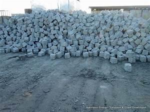 Granit Pflastersteine Größen : 8 11 grau mittelkorn granit pflastersteine natursteine direkt vom ~ Buech-reservation.com Haus und Dekorationen