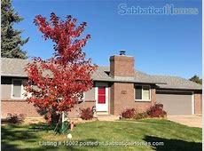 SabbaticalHomescom Boulder Colorado United States of