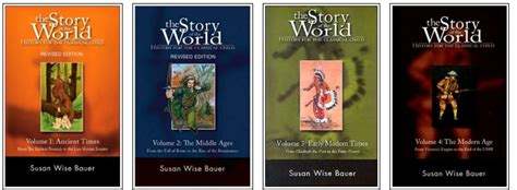 Story of the World History Curriculum Review Confessions