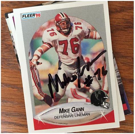 Mike Gann Ttm Success Bravestarr Cards