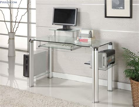 glass desk for sale furniture simple and neat home office decoration design