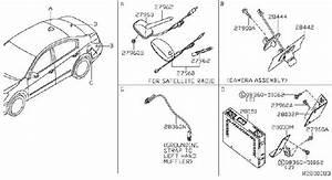 Nissan Sentra Radio Control Unit  Other