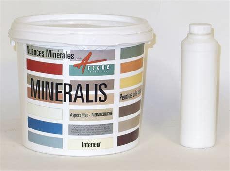 peinture 224 la chaux nuances minerales betoncire b 233 ton