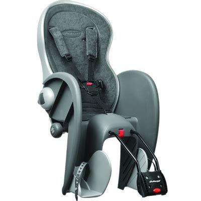présentation des accessoires vélo et sièges enfant polisport