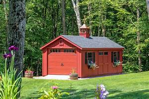 Sheds a classic is always in style the barn yard great for Barnyard sheds