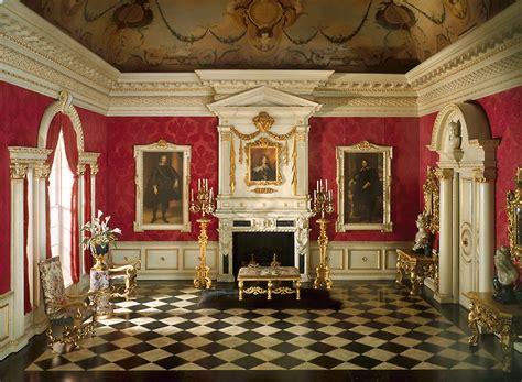 english reception room   jacobean period