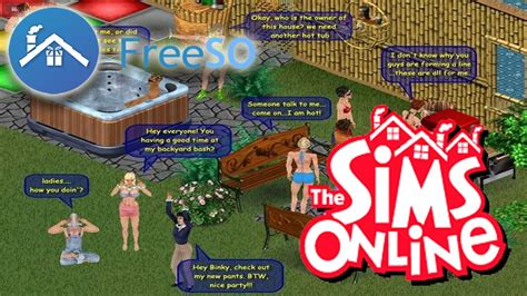 Freeso/the Sims Online Vídeo 1