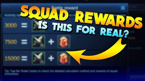Mobile Legend Season 4 Reward