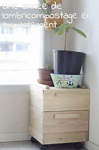 Composteur D Appartement : composteur d appartement en bois kitchen craft lncompblu living nostalgia poubelle compost l ~ Preciouscoupons.com Idées de Décoration