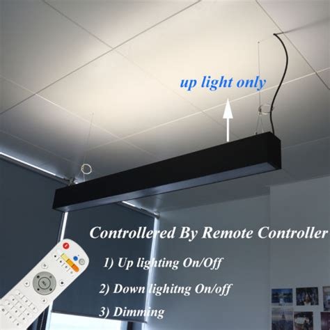 china suspended dimmable   led linear light