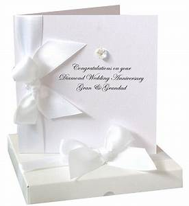 bedazzled diamond wedding anniversary card by made with With images of diamond wedding anniversary cards