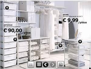 Ikea Meuble Dressing : tiroir dressing ikea great commode malm tiroirs with tiroir dressing ikea good petit meuble ~ Dode.kayakingforconservation.com Idées de Décoration