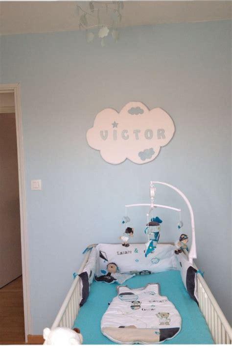 chambre bébé tigrou déco chambre lazare et oscar