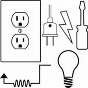 electrical clip art royalty free gograph With fix drywall electrical outlets