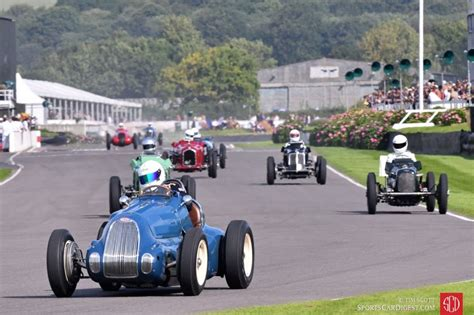 Goodwood Revival 2015  Goodwood Trophy Photos, Results
