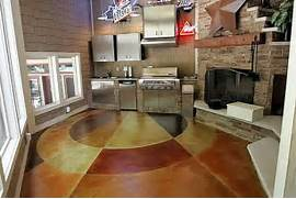 Painting Concrete Bedroom Floors by Types Of Flooring For Bedroom And Living Room L A V