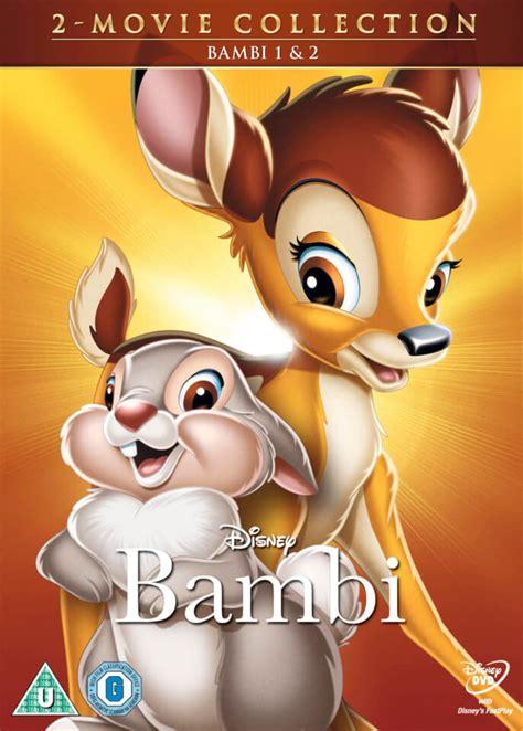 bambi bambi  dvd zavvi uk