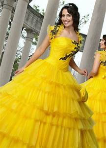 yellow wedding dresses ejn dress With yellow dress for wedding