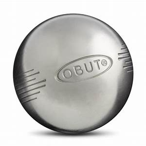 Boule De Petanque Inox : recreatieboules obut jdc sport ~ Premium-room.com Idées de Décoration