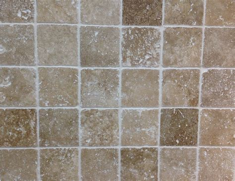 tile in kitchen travertine noce luxury 100x100mm 2752