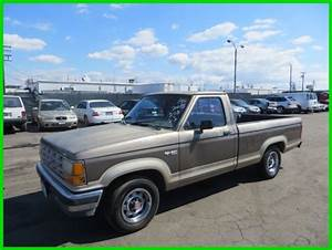 C 1989 Ford Ranger S Used 2 3l I4 8v Manual No Reserve For