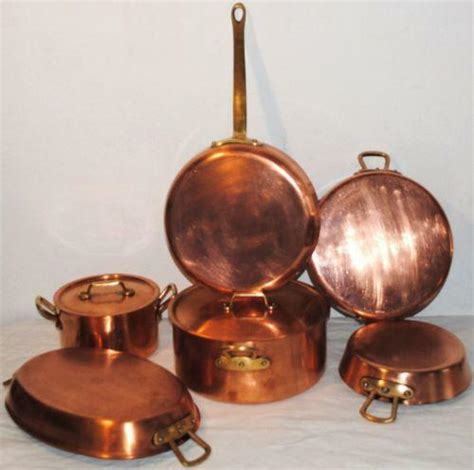 copper cookware mm ebay