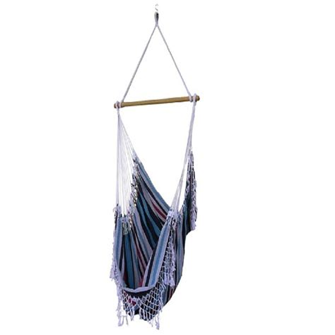 Cotton Hammocks by Vivere 2 5 Ft Style Cotton Hammock Chair In